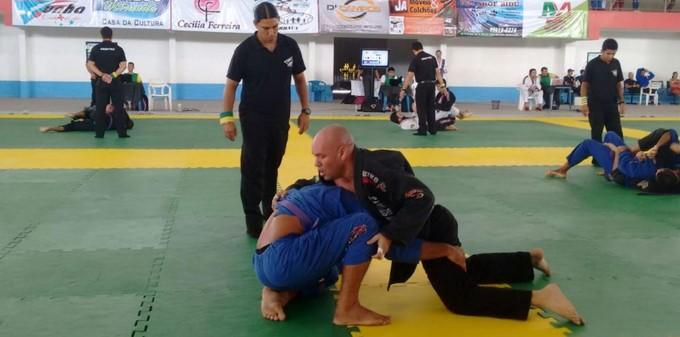 Campeonato de Jiu-Jitsu, Marituba, Pará (Foto: Divulgação)