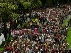 Venezuela já tem 36 mortos em protestos desde abril
