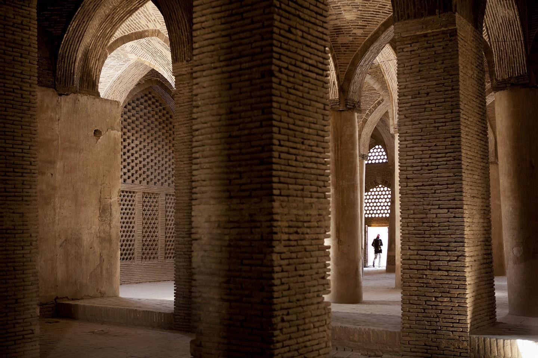 O Mosteiro Friday, em Esfahan (FOTO: REPRODUÇÃO)
