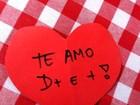 Ticiane Pinheiro comemora quarto meses de namoro com César Tralli