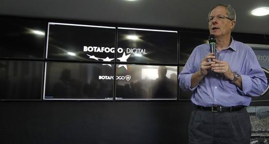 bolso cheio (Vitor Silva/SSPress)