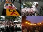 Milhares se reúnem para missa com Padre Reginaldo Manzotti, em Curitiba