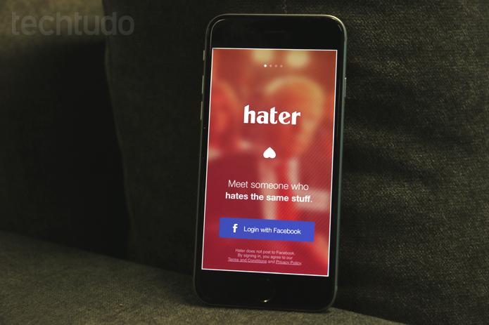 Hater (Foto: Gabrielle Lancellotti/TechTudo)