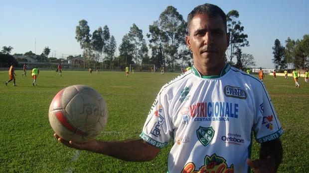 Marco Antonio Boiadeiro, no Tanabi (Foto: Marcos Lavezo)