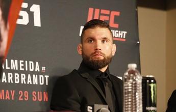 Curtinhas: ironizado em coletiva do UFC, Stephens responde a McGregor