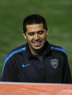 Juan Román Riquelme (Foto: AFP)