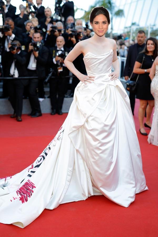 Vestido de Elle Fanning no Festival de Cannes 2017  (Foto: Getty Images)