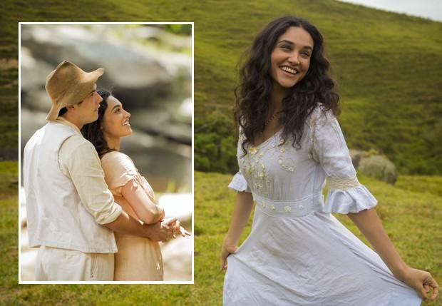 Candinho se apaixona por Filomena na novela da Globo das seis, Êta Mundo Bom!, que estreia em janeiro (Foto: Globo)