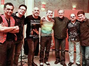 Roupa Nova irá se apresentar em Sumaré (Foto: Globo News)