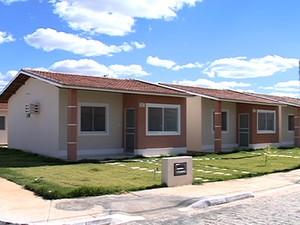 A cada 100 casas compradas em Petrolina, 85% são adquiridas por financiamento bancário. (Foto: Divulgação/ Tv Grande Rio)