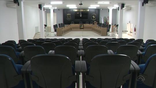 Sete são presos em SC suspeitos de atuar em esquema para valorizar imóveis em Camboriú
