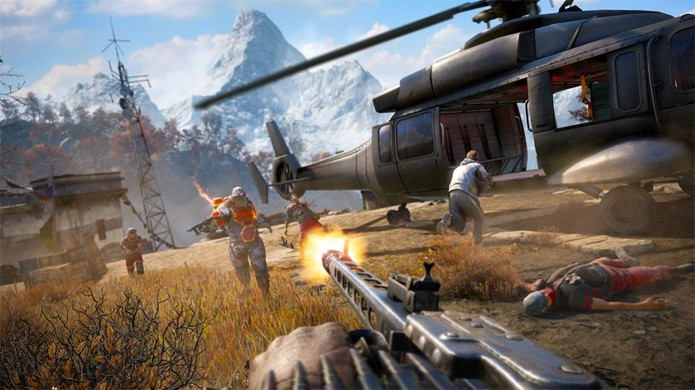Desafie o novo DLC de Far Cry 4 que conta com morte permanente (Foto: Polygon)