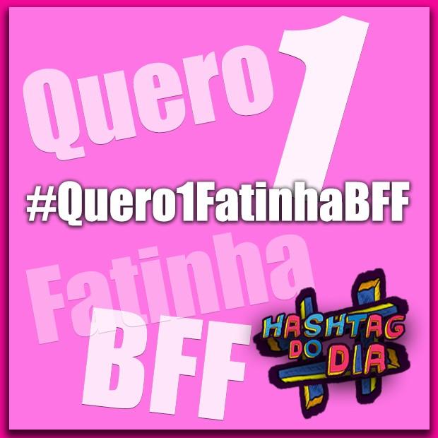Quero 1 Fatinha BFF (Foto: Malhação / TV Globo)