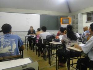 Pré-Matrículas começam no dia 25 de janeiro para o EJA (Foto: Divulgação/Sedu)