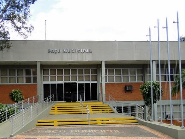 Sede da Prefeitura de Iracemápolis (Foto: Divulgação/Prefeitura de Iracemápolis)