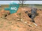 FAB envia aos EUA caixa-preta de avião que caiu com executivos em MG