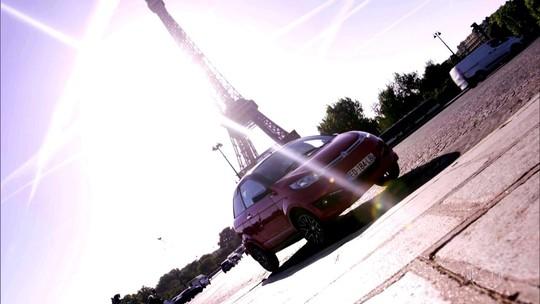 Conheça carro que não precisa de habilitação na França