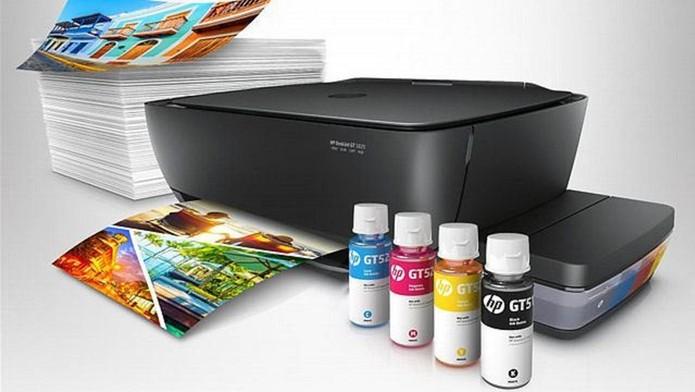 Aprenda a economizar tinta nas suas impressões (Foto: Divulgação/HP)