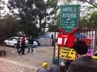 Sede do Iphan, em Curitiba, está ocupada há uma semana