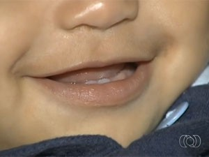 Mãe que desapareceu junto com bebês gêmeos é encontrada morta, em Itauçu, Goiás (Foto: Reprodução/TV Anhanguera)