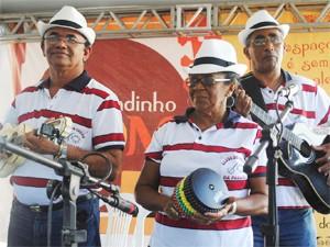 O Clube do Choro anima o Sabadinho Bom (Foto: Divulgação/Secom-JP)