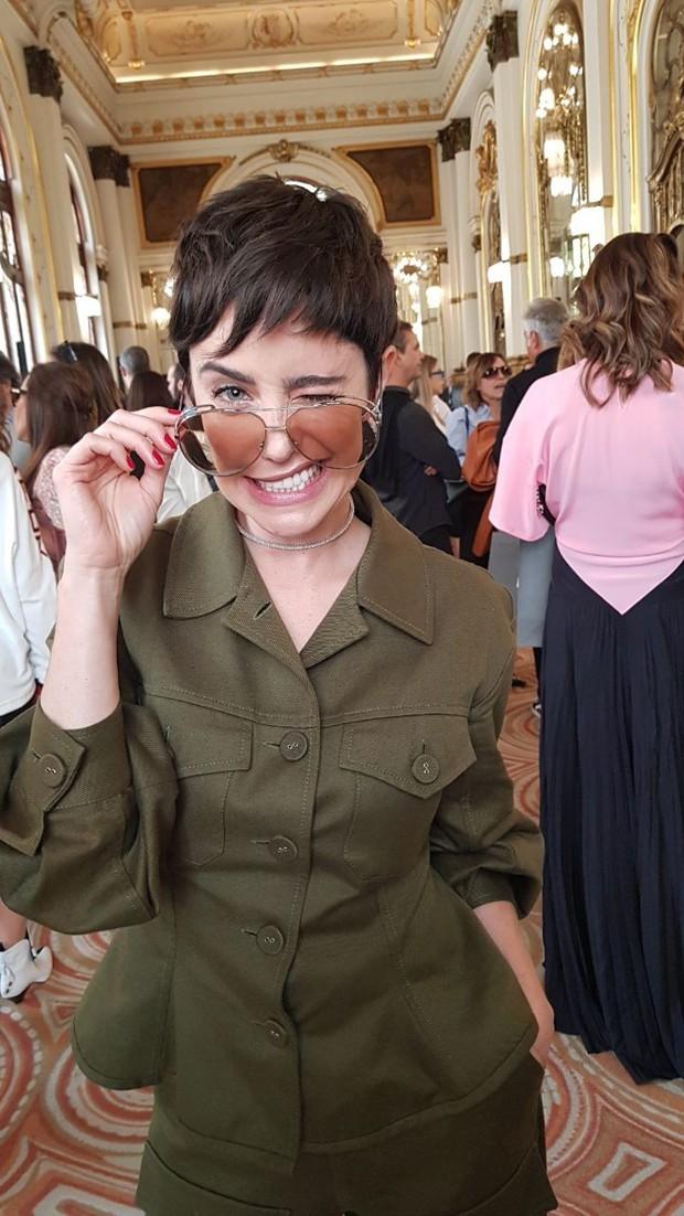 Fernanda Vasconcellos (Foto: Giulianna Campos/QUEM)