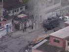 Polícia faz megaoperação no RJ, nesta quarta, para localizar 'Fat Family'