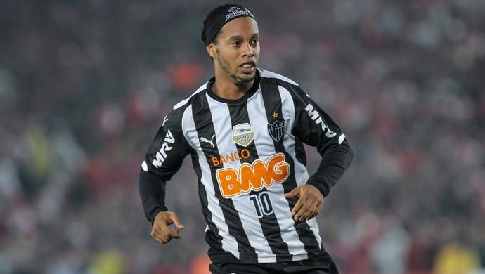 Ronaldinho Gaúcho, meia do Atlético-MG (Foto: Bruno Cantini\Flickr do Atlético-MG)