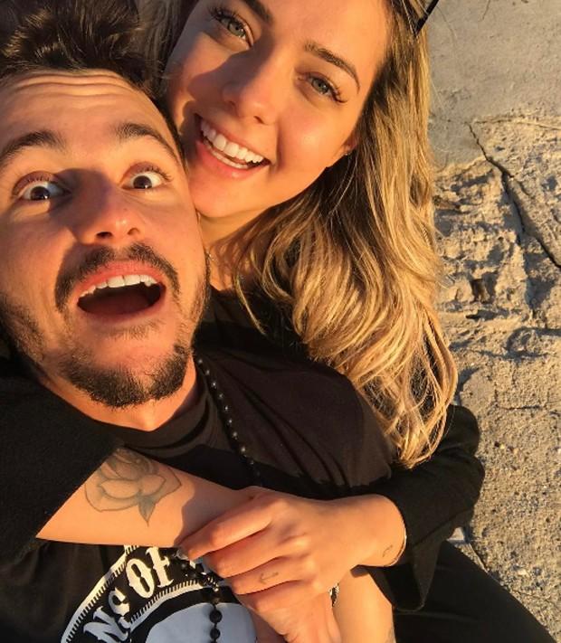 Carol Dantas e João Alcântara (Foto: Reprodução/Instagram)