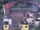 Indiciados por mortes e incêndio  queriam R$ 80 mil, diz delegado