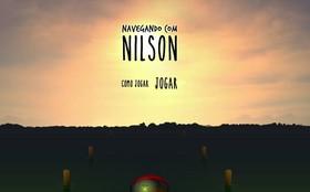 JOGO: ajude Nilson a navegar pelo rio