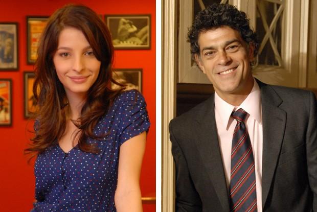Léo é apontado como affair de celebridade (Foto: Louco por Elas / TV Globo)