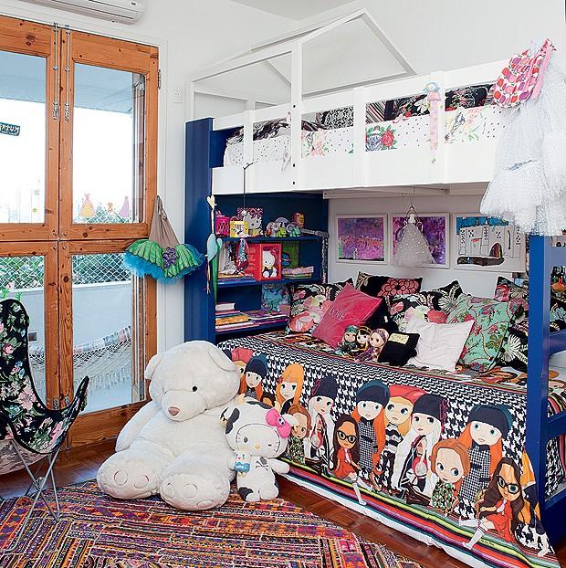 Dormir No Jardim O Que Tem Debaixo Da Sua Escada: Cama é Diversão - Casa E Jardim