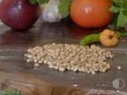 Cozinheiro ensina receita do  'arrumadinho', que leva feijão fradinho