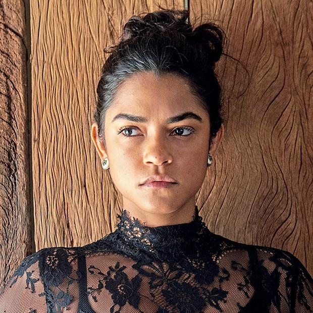 Lucy Alves (Foto: Estevam Avella / TV Globo )