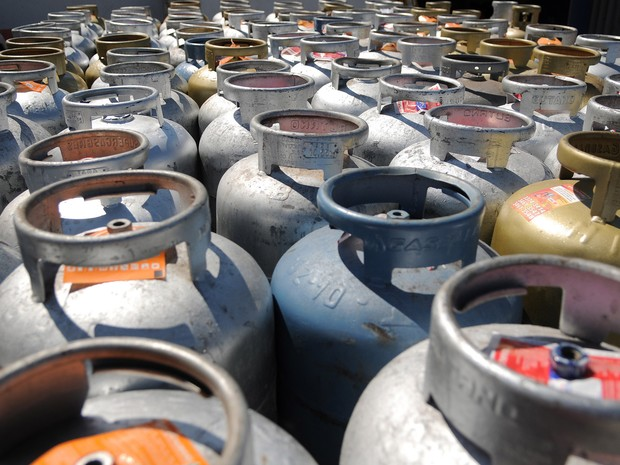 Resultado de imagem para GAS DE COZINHA