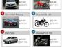 Veja 10 carros e 10 motos mais vendidos em novembro de 2016