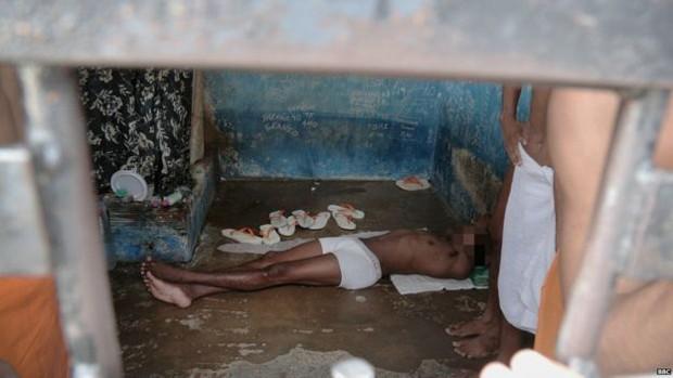Governo diz que está ampliando número de vagas em presídios e afirma que houve queda nas mortes (Foto: BBC Brasil)