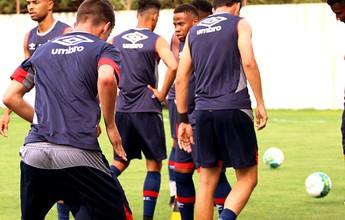 Joinville faz treino em dois períodos, e Ramon busca substituto para Viana