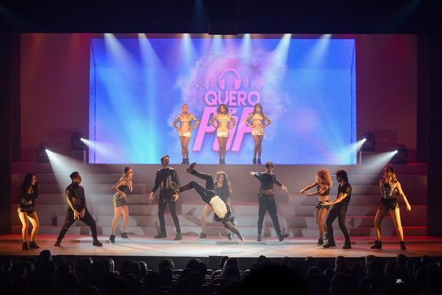 Elenco do musical Divas (Foto: Reprodução / Facebook)