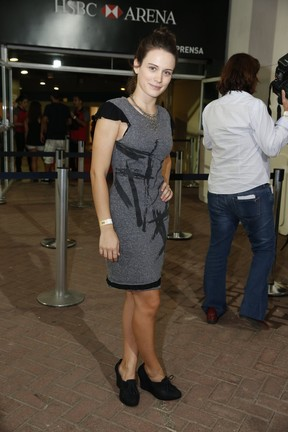 Bianca Bin em show no Rio (Foto: Felipe Panfili/ Ag. News)