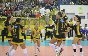 Embalou! Rio do Sul vence Valinhos fora e mantém o 5º lugar na Superliga