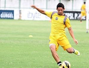 Geovani acertou rescisão amigável com o clube (Foto: Divulgação / CearáSC.com)