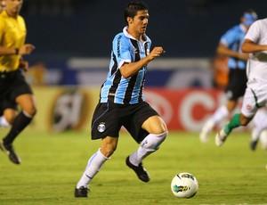 bertoglio grêmio ipatinga copa do braisl (Foto: Lucas Uebel/Grêmio FBPA)