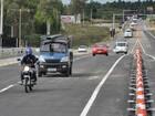 Liberado viaduto de acesso ao Centro de Eventos Fenadoce, em Pelotas, RS
