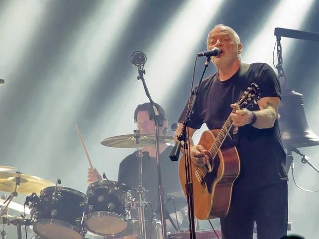 David Gilmour (Foto: Mrossi / Camila Cara / Mercury Concerts)