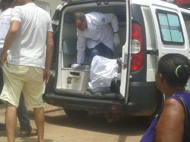Feridos estão sendo atendidos no Hospital de Alvorada (Foto: Divulgação)