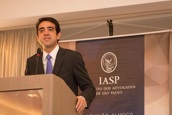 Bruno Dantas, ministro do TCU (Foto: Divulgação)