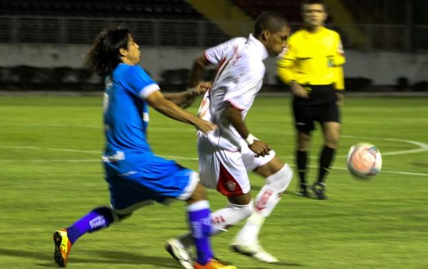 Boa Esporte x Avaí (Foto: Pakito Varginha / Futura Press)