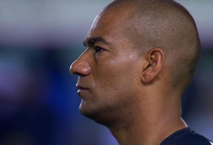 Rodrigo diz entender público menor nos jogos do Vasco (Foto: Reprodução SporTV)